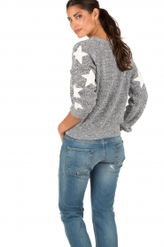 Knitted sweater Stars | multi
