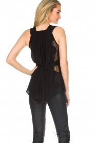 IRO | Blouse Louise | black  | Picture 6