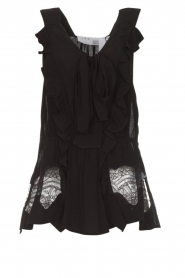 IRO | Blouse Louise | black  | Picture 1