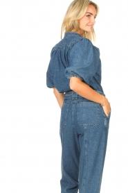 Second Female |  Denim top Jeanie | blue  | Picture 7
