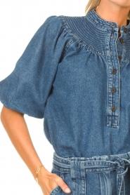 Second Female |  Denim top Jeanie | blue  | Picture 8