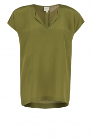 Dante 6 |  Silk top Rakel | green  | Picture 1