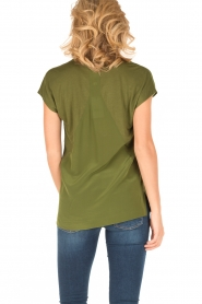 Dante 6 |  Silk top Rakel | green  | Picture 4