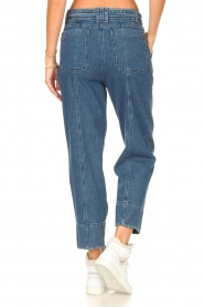 Second Female |  Straight leg jeans Jeanie | blue  | Picture 7