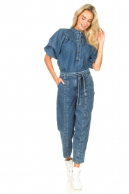 Second Female |  Straight leg jeans Jeanie | blue  | Picture 3