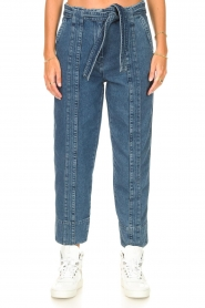 Second Female |  Straight leg jeans Jeanie | blue  | Picture 4