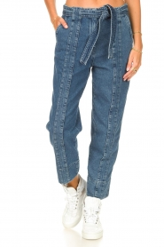 Second Female |  Straight leg jeans Jeanie | blue  | Picture 5