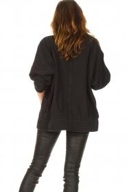 IRO | Oversized spijkerjas Cauron | zwart  | Afbeelding 7