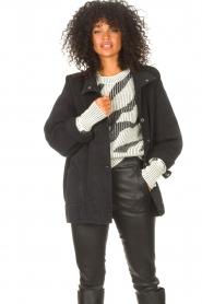IRO    Oversized denim jacket Cauron   black    Picture 4