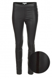 Lamsleren legging Ever | zwart