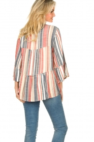 Lolly's Laundry |  Striped blouse Toga | multi  | Picture 7