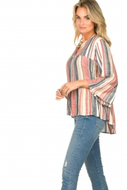Lolly's Laundry |  Striped blouse Toga | multi  | Picture 6
