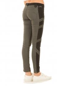IKKS | Jeans Amal lengtemaat 30 | grijs  | Afbeelding 5