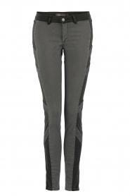 IKKS | Jeans Amal lengtemaat 30 | grijs  | Afbeelding 1