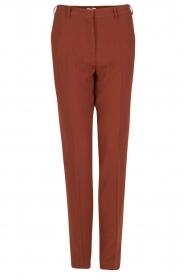 Dante 6 | Pantalon Russel | Tamarinde bruin  | Afbeelding 1