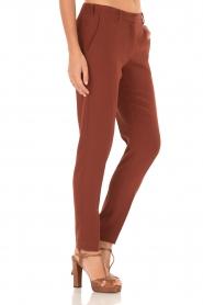 Dante 6 | Pantalon Russel | Tamarinde bruin  | Afbeelding 4