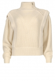 IRO    Knitted sweater Macky   natural    Picture 1