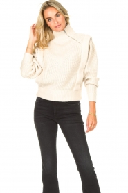 IRO    Knitted sweater Macky   natural    Picture 2