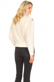 IRO    Knitted sweater Macky   natural    Picture 7