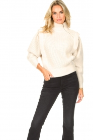 IRO    Knitted sweater Macky   natural    Picture 5