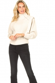 IRO    Knitted sweater Macky   natural    Picture 4