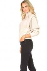 IRO    Knitted sweater Macky   natural    Picture 6