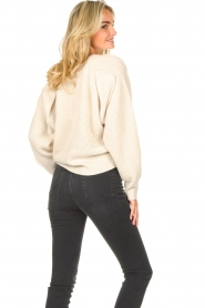 IRO |  Knitted sweater Makaho | creme  | Picture 6