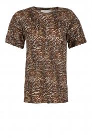 IRO | T-shirt Shay | Print  | Afbeelding 1