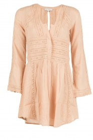 IRO |  Tunic dress Kelen | old pink  | Picture 1