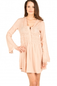 IRO |  Tunic dress Kelen | old pink  | Picture 2