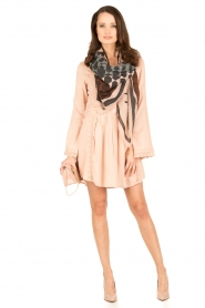 IRO |  Tunic dress Kelen | old pink  | Picture 3