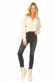 IRO |  Skinny jeans Allone | black  | Picture 3