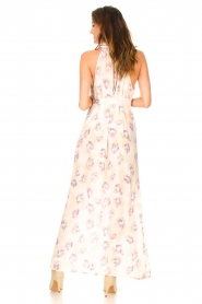 Dante 6 |  Sleeveless maxi dress with print Clerie | nude  | Picture 6