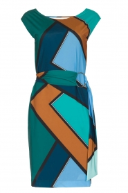 Ana Alcazar |  Dress Elin | Multi  | Picture 1