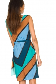 Ana Alcazar |  Dress Elin | Multi  | Picture 5