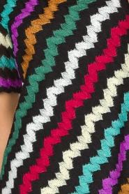 Ana Alcazar |  Dress Merlena | black  | Picture 6
