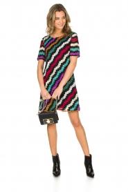 Ana Alcazar |  Dress Merlena | black  | Picture 3