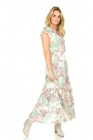 Hale Bob |  Floral maxi skirt Agadir | natural  | Picture 2