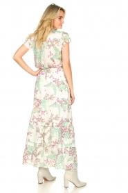 Hale Bob |  Floral maxi skirt Agadir | natural  | Picture 5
