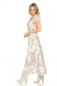 Hale Bob |  Floral maxi skirt Agadir | natural  | Picture 4