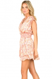 Dante 6 |  Skirt with print and lurex Wonderous | pink  | Picture 6