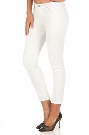 IRO | Low waist skinny jeans Jarod | lichtgrijs  | Afbeelding 4