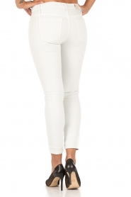 IRO | Low waist skinny jeans Jarod | lichtgrijs  | Afbeelding 5