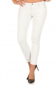 IRO | Low waist skinny jeans Jarod | lichtgrijs  | Afbeelding 2