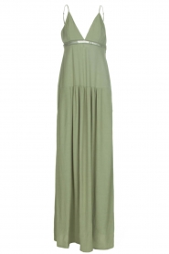 Patrizia Pepe | Maxi-jurk Abito | groen  | Afbeelding 1