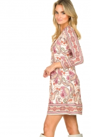 Hale Bob |  Micro fibre paisly dress Moulay | natural  | Picture 6