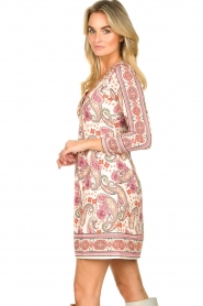 Hale Bob |  Micro fibre paisly dress Moulay | natural  | Picture 5