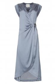 Dante 6 |  Sleeveless midi dress Rouet | blue  | Picture 1