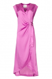 Dante 6 |  Sleeveless midi dress Rouet | purple  | Picture 1