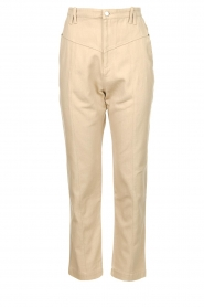 IRO |  Baggy pants Ekos | beige  | Picture 1